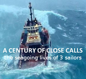 The sea-going life is fraught with danger - how people survive it is mostly luck